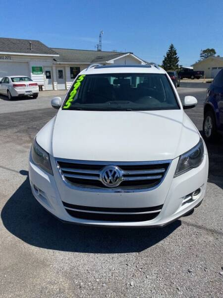 2009 Volkswagen Tiguan for sale at 309 Auto Sales LLC in Harrod OH