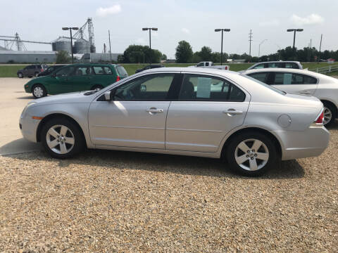 2006 Ford Fusion for sale at Lanny's Auto in Winterset IA