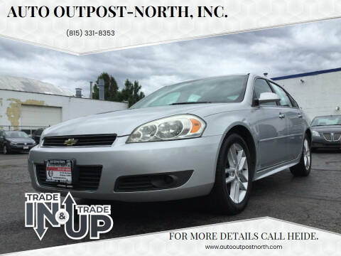 2009 Chevrolet Impala for sale at Auto Outpost-North, Inc. in McHenry IL