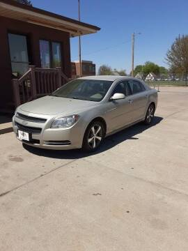 2012 Chevrolet Malibu for sale at CARS4LESS AUTO SALES in Lincoln NE