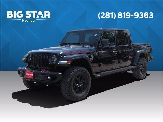 2020 Jeep Gladiator for sale at BIG STAR HYUNDAI in Houston TX