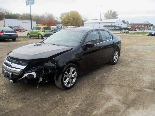 2012 Ford Fusion for sale at Northeast Iowa Auto Sales - Repairables in Hazleton IA