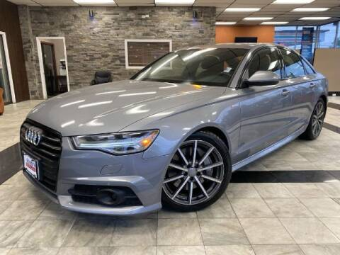 2017 Audi A6 for sale at Sonias Auto Sales in Worcester MA