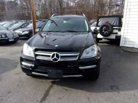 2012 Mercedes-Benz GL-Class for sale at Balic Autos Inc in Lanham MD