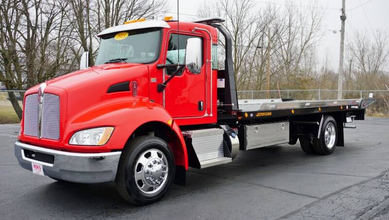 2021 Kenworth 270 for sale at Ricks Auto Sales, Inc. in Kenton OH