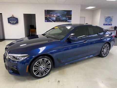 2017 BMW 5 Series for sale at Used Car Outlet in Bloomington IL
