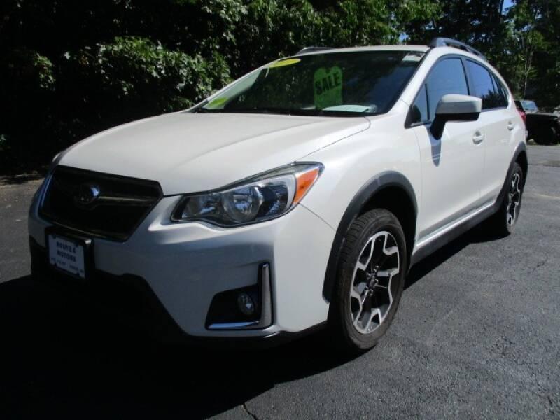 2017 Subaru Crosstrek for sale at Route 4 Motors INC in Epsom NH