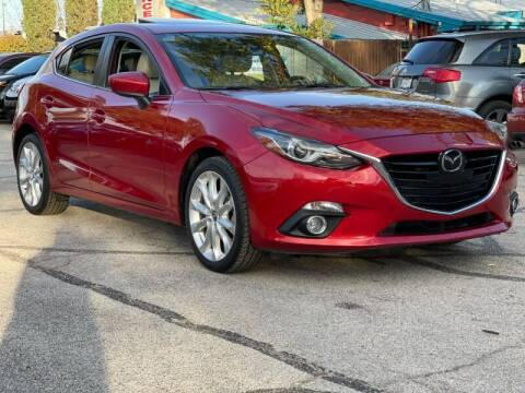 2015 Mazda MAZDA3 for sale at AWESOME CARS LLC in Austin TX