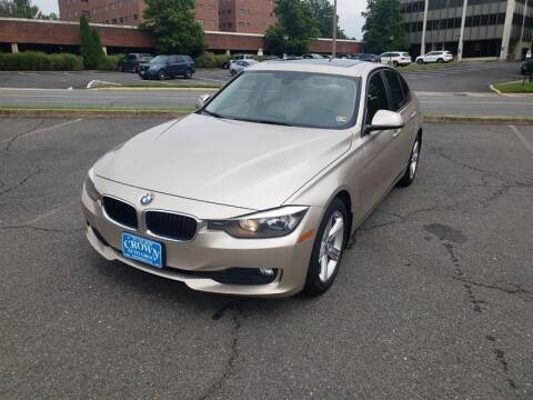 2014 BMW 3 Series for sale at Crown Auto Group in Falls Church VA
