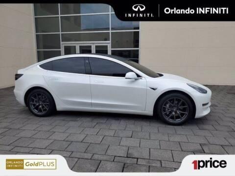 2020 Tesla Model 3 for sale at Orlando Infiniti in Orlando FL