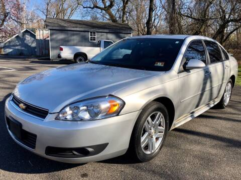 2011 Chevrolet Impala for sale at Perfect Choice Auto in Trenton NJ