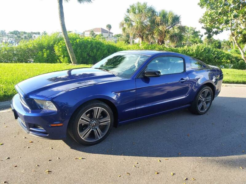 2013 Ford Mustang for sale at GulfCoast Motorsports in Osprey FL