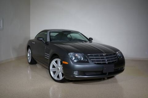 2005 Chrysler Crossfire for sale at TopGear Motorcars in Grand Prarie TX