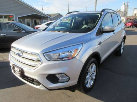2018 Ford Escape for sale at Dam Auto Sales in Sioux City IA