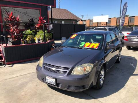 2009 Chevrolet Cobalt for sale at The Lot Auto Sales in Long Beach CA
