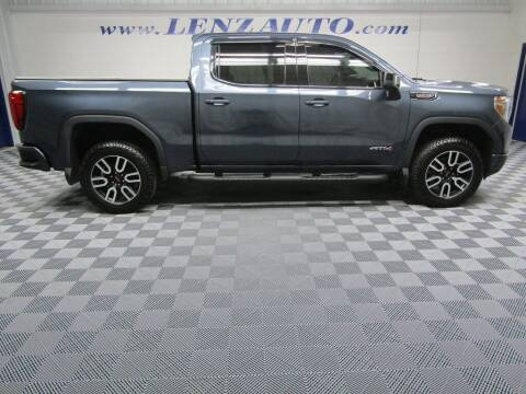 2020 GMC Sierra 1500 for sale at LENZ TRUCK CENTER in Fond Du Lac WI