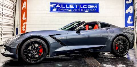 2014 Chevrolet Corvette for sale at Falleti Motors, Inc.  est. 1976 in Batavia NY