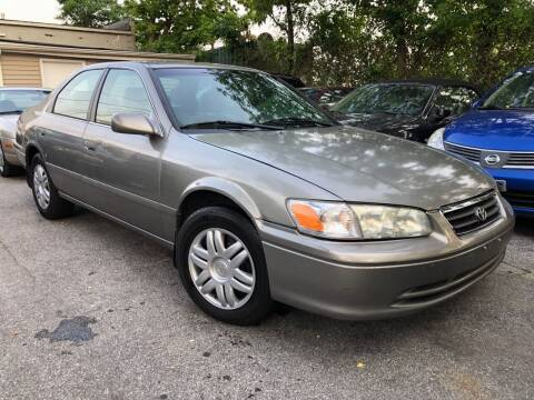 2001 Toyota Camry for sale at Autos Under 5000 + JR Transporting in Island Park NY