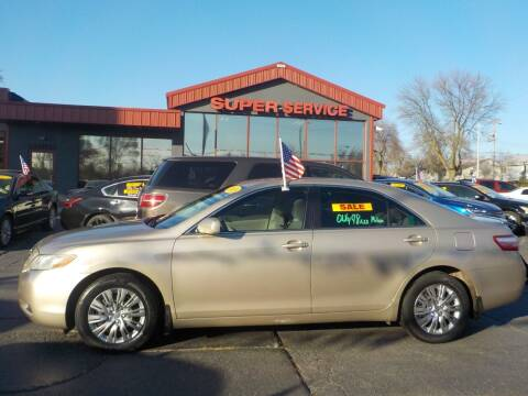 2009 Toyota Camry for sale at Super Service Used Cars in Milwaukee WI