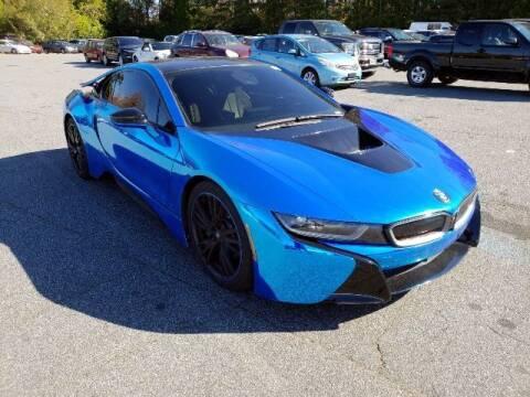 2016 BMW i8 for sale at Godspeed Motors in Charlotte NC