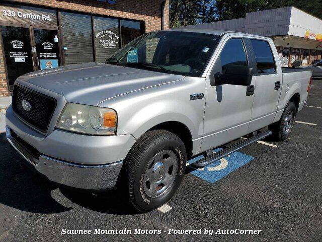 2005 Ford F-150 for sale at Michael D Stout in Cumming GA