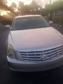 2007 Cadillac DTS for sale at BSS AUTO SALES INC in Eustis FL