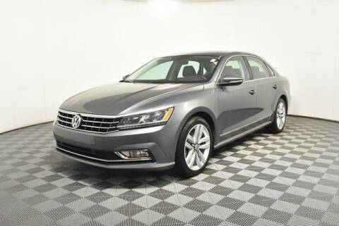 2017 Volkswagen Passat for sale at CU Carfinders in Norcross GA