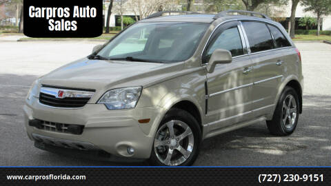 2009 Saturn Vue for sale at Carpros Auto Sales in Largo FL