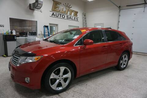 2011 Toyota Venza for sale at Elite Auto Sales in Idaho Falls ID