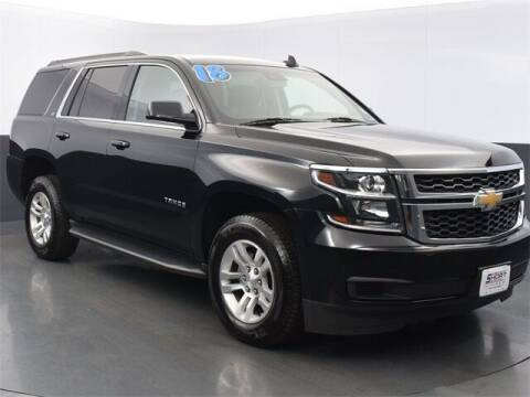 2018 Chevrolet Tahoe for sale at Tim Short Auto Mall in Corbin KY