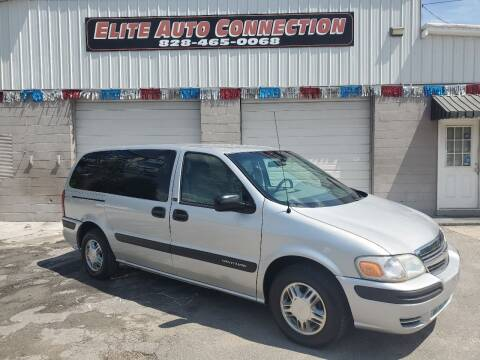 2003 Chevrolet Venture for sale at Elite Auto Connection in Conover NC