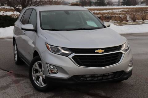 2018 Chevrolet Equinox for sale at Big O Auto LLC in Omaha NE