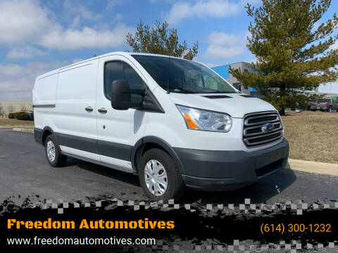 2016 Ford Transit Cargo for sale at Freedom Automotives in Grove City OH