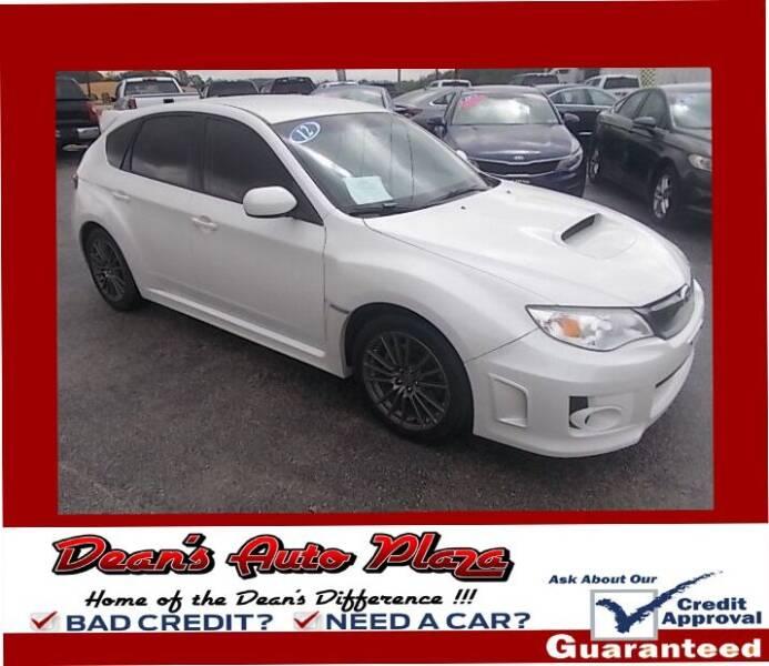 2012 Subaru Impreza for sale at Dean's Auto Plaza in Hanover PA