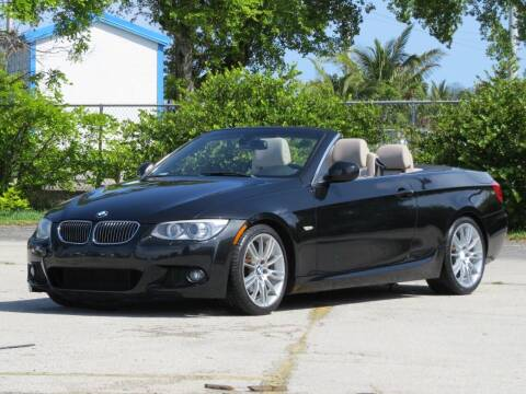 2011 BMW 3 Series for sale at DK Auto Sales in Hollywood FL