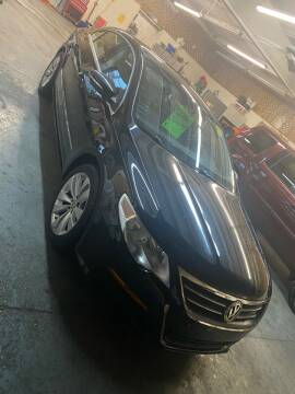 2012 Volkswagen CC for sale at Car Barn of Springfield in Springfield MO