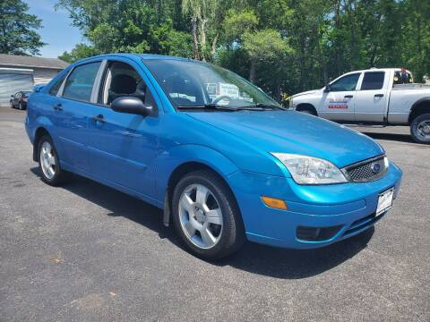 2007 Ford Focus for sale at AFFORDABLE IMPORTS in New Hampton NY