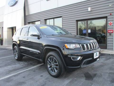 2017 Jeep Grand Cherokee for sale at MC FARLAND FORD in Exeter NH