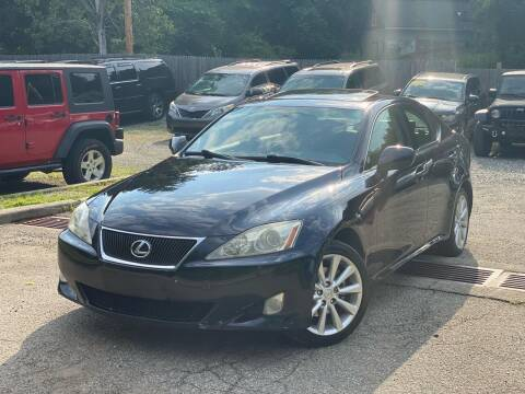 2008 Lexus IS 250 for sale at AMA Auto Sales LLC in Ringwood NJ