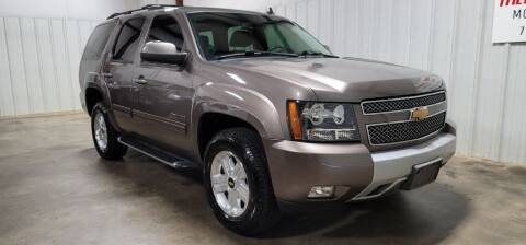 2013 Chevrolet Tahoe for sale at Matt Jones Motorsports in Cartersville GA