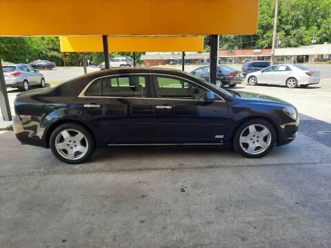 2009 Chevrolet Malibu for sale at PIRATE AUTO SALES in Greenville NC