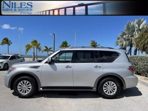 2019 Nissan Armada for sale at Niles Sales and Service in Key West FL