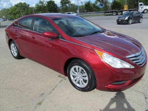 2011 Hyundai Sonata for sale at HarrogateAuto.com in Harrogate TN