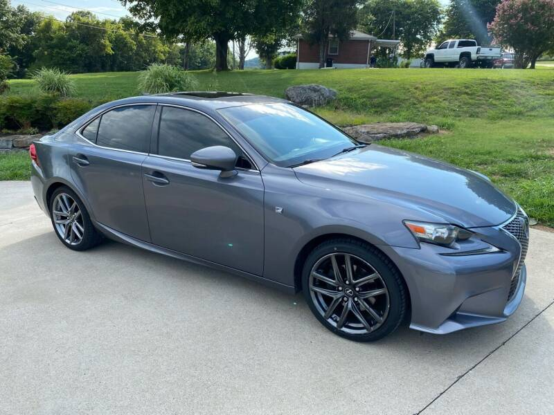 2014 Lexus IS 250 for sale at HIGHWAY 12 MOTORSPORTS in Nashville TN