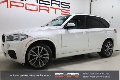 2015 BMW X5 for sale at Fishers Imports in Fishers IN