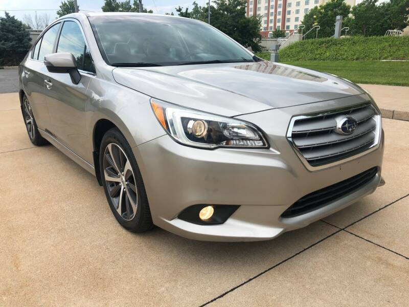 2015 Subaru Legacy AWD 2.5i Limited 4dr Sedan - Bettendorf IA