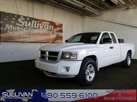 2011 RAM Dakota for sale at SULLIVAN MOTOR COMPANY INC. in Mesa AZ