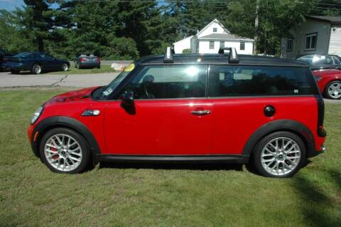 2009 MINI Cooper Clubman for sale at Bruce H Richardson Auto Sales in Windham NH