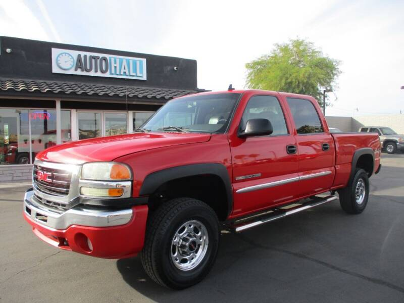 2007 GMC Sierra 2500HD Classic for sale at Auto Hall in Chandler AZ