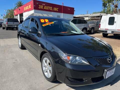 2006 Mazda MAZDA3 for sale at 3K Auto in Escondido CA